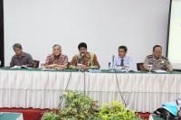 Dinas Pendidikan Provinsi Jawa Timur Gelar Sosialisasi Distribusi Dan Pengamanan UN Th. 2015